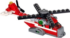 Лего 31013 Вертолёт «Красный Гром»