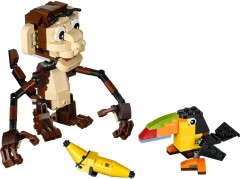 Lego 31019 Forest Animals