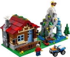 Lego 31025 Mountain Hut
