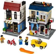 Lego 31026 Bike Shop & Cafe