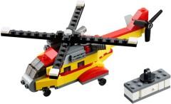 Lego 31029 Cargo Heli