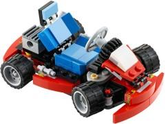 Лего 31030 Красный гоночный карт