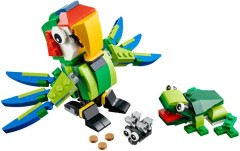 Lego 31031 Rainforest Animals