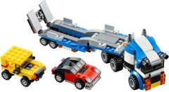 Lego 31033 Vehicle Transporter