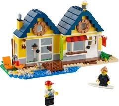 Лего 31035 Домик на пляже
