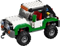 Lego 31037 Adventure Vehicles