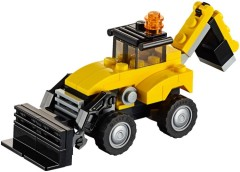 Lego 31041 Construction Vehicles