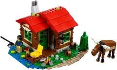 Lego 31048 Lakeside Lodge