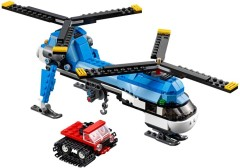 Lego 31049 Twin Spin Helicopter
