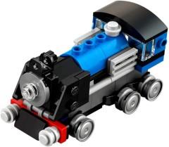 Lego 31054 Blue Express