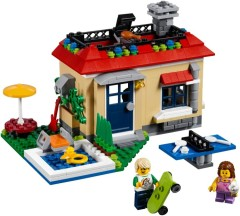 Lego 31067 Modular Poolside Holiday