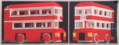 Lego 313 London Bus