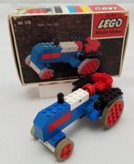 Lego 316 Farm Tractor