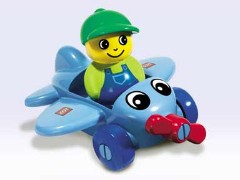 Lego 3160 Play Plane