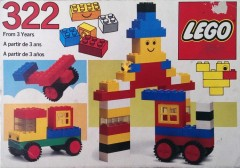 Lego 322 Basic Set