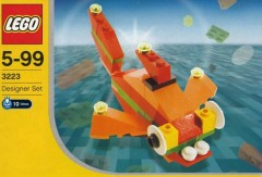 Lego 3223 Little Fish