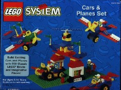 Lego 3226 Cars and Planes Set