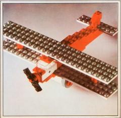 Lego 328 Biplane