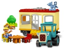 Lego 3296 Travis and the Mobile Caravan