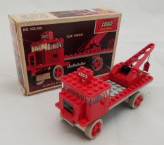 Lego 332 Tow Truck