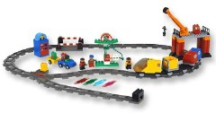 Lego 3325 Intelligent Train Deluxe Set