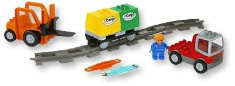 Lego 3326 Intelligent Train Cargo