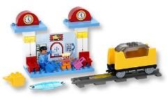 Lego 3327 Intelligent Train Station