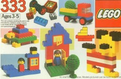 Lego 333 Basic Set