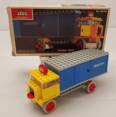 Lego 333 Delivery Truck