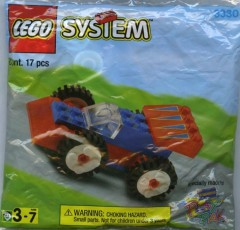 Lego 3330 Racing Car