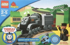 Lego 3353 Spencer and Sir Topham Hatt