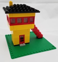 Lego 340 Railroad Control Tower