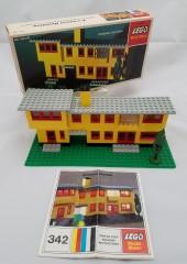 Lego 342 Terminal Building