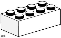 Лего 3460