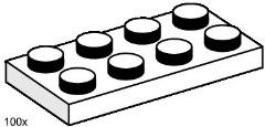 Лего 3484