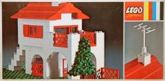 Lego 350 Spanish Villa