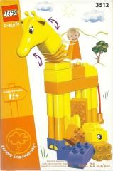 Lego 3512 Funny Giraffe