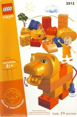Lego 3513 Funny Lion