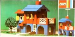 Lego 356 Italian Villa