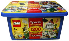 Lego 3600 Build Your Own House