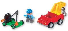 Lego 3606 Go-Kart Transport