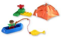 Lego 3610 Campsite