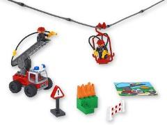 Lego 3613 Fire Rescue