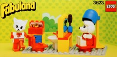 Lego 3623 Beauty Salon