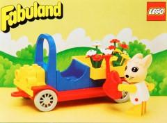 Lego 3624 Flower Car