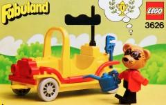 Лего 3626