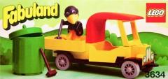 Лего 3634