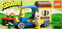 Lego 3635 Bonnie Bunny