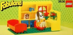 Lego 3636 Lucy Lamb's Bedroom