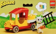Лего 3637